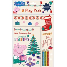 PEPPA PIG XMAS PLAY PACK