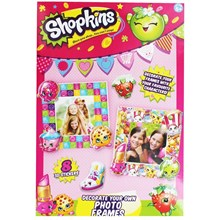 SHOPKINS DECORATE YOUR PHOTO FRAME