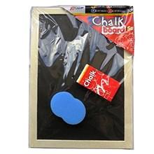 GRAFIX BLACKBOARD CHALK &  ERASER SET