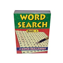 WORD SEARCH BOOK 1 & 2
