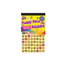 ARTBOX - FUNNY FACE STICKERS - 500 PACK