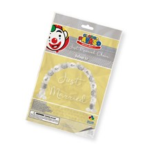 ARCH BALLOON KIT -  JUST MARRIED