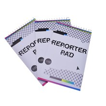 3PK REPORTER PAD 100 PAGES