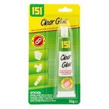 151 - CLEAR GLUE - 50G