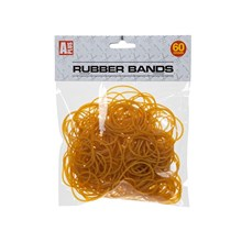 A PLUS 60GR RUBBER BANDS