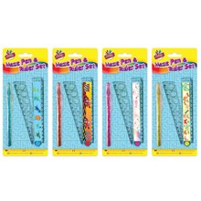ARTBOX - MAZE PEN & RULER SET