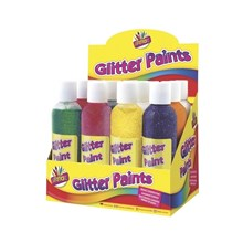 ARTBOX - GLITTER PAINTS - 200ML