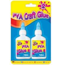 ARTBOX - 40ML PVA CRAFT GLUE - 2 PACK