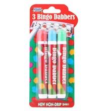 TALLON - NON DRIP BINGO DABBERS - 3 PACK