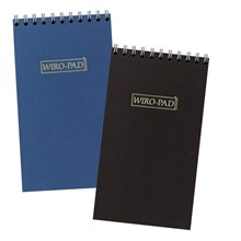 WIRO NOTEPAD - 70X128MM - 3 ASSORTED