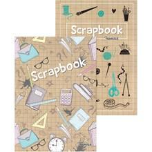 SQUIGGLE - SCRAPBOOK - 2 ASST