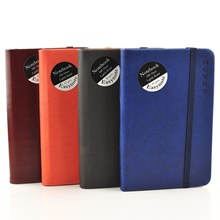 EASYNOTE - A4 SOFT TOUCH NOTEBOOK - 4 ASSORTED