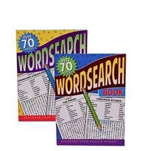 SUPERIOR KIDS WORD SEARCH BOOK - 2 ASSORTED