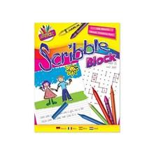 ARTBOX - SCRIBBLE BLOCK 100 SHEETS