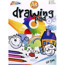 GRAFIX A3 DRAWING PAD - 30 SHEETS