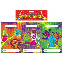 PARTY BAGS MONSTER - 12 PACK