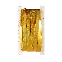 HOLO GOLD FOIL DOOR CURTAIN
