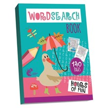 CHILTERN WOVE WORDSEARCH BOOK - 140 PAGES