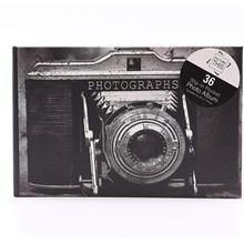 PHOTO ALBUM - 6X4 36 PACKETS