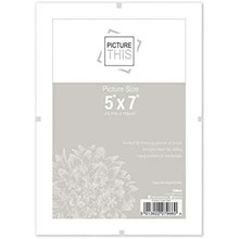 PHOTO FRAME - PERSPECTIVE CLIP FRAME - 5X7