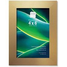 PHOTO FRAME - GOLD BASIC - 4X6
