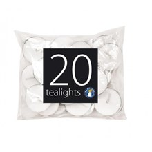 TEALIGHT CANDLES 20PK