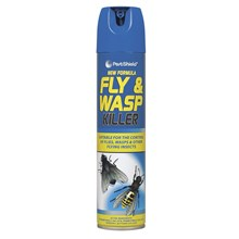 PESTSHIELD - FLY & WASP KILLER SPRAY - 300ML