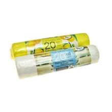 TIDYZ - SWING BIN LINERS 50L - 20 PACK
