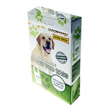 DOGGY POO BAGS - 100 PACK