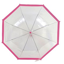 KIDS DOME UMBRELLA PINK