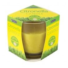 CHATSWORTH CITRONELLA GLASS CANDLE