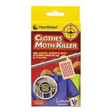 PESTSHIELD CLOTHES MOTH KILLER