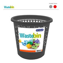 EDGO WASTEBIN PLASTIC MESH
