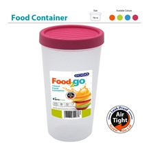EDGO - 750ML BEAKER FOOD CONTAINER WITH LID