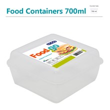 EDGO - FOOD2GO SANDWICH BOX FOOD CONTAINER
