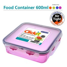 EDGO CLICKIT 600ML FOOD CONTAINER