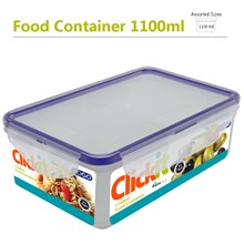 EDGO - CLICKIT FOOD CONTAINER 1100ML