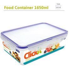 EDGO - CLICKIT 1650ML FOOD CONTAINER
