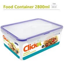 EDGO CLICKIT 2800ML FOOD CONTAINER