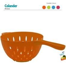 EDGO - COLANDER 19.5 CM ASSORTED COLOURS