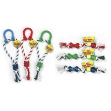 PETS PLAY - ROPE WITH TEETHER