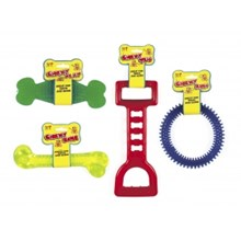 PETS PLAY - CHEWY PVC TOYS