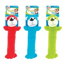 PETS PLAY - PLUSH DOG TOY