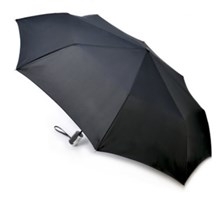 AUTOMATIC UMBRELLA WITH SILVER GEAR STICK HANDLE