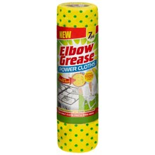 ELBOW GREASE - POWER CLOTHS - 7 PACK