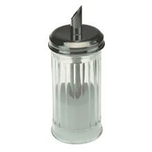 APOLLO - GLASS SUGAR POURER DISPENSER - LARGE