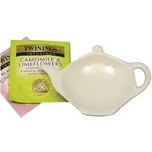 APOLLO - PORCELAIN TEA BAG REST