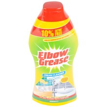 151 - ELBOW GREASE - CREAM CLEANER - 550ML