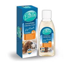 FLOELLA CONCENTRATED DISINFECTANT -PET FRESH 150ML