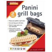 TOASTABAGS - PANINI GRILL BAGS - 2 PACK